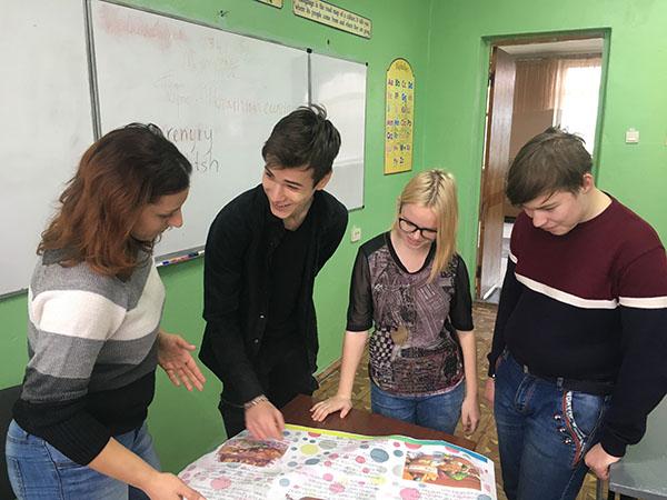 Проектна технологія вивчення англійської